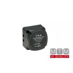 Elektronisk batteriseparator 2 Batterier 140amp 12V