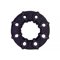 Fleksibel koblingspropell -Girkasse 115mm 1400-serien