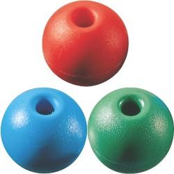 Green ball Terminal or 6 Mm.