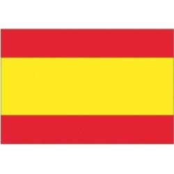 flagg spania 30x45 cm